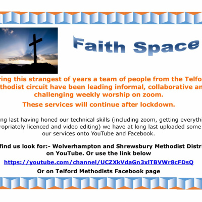 Where to find Faith Space recordings-